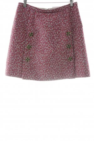 Dolce & Gabbana Minirock Punktemuster extravaganter Stil