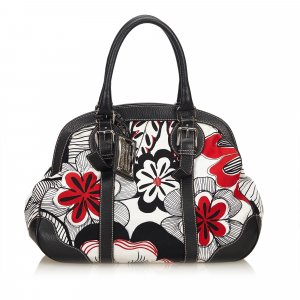 Dolce&Gabbana Miss Romantique Flower Printed Shoulder Bag