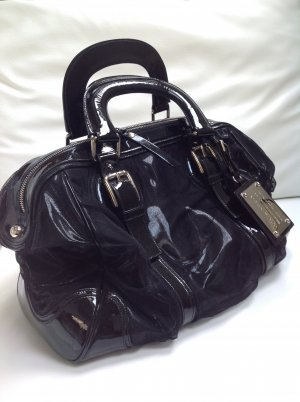 Dolce & Gabbana Carry Bag black leather