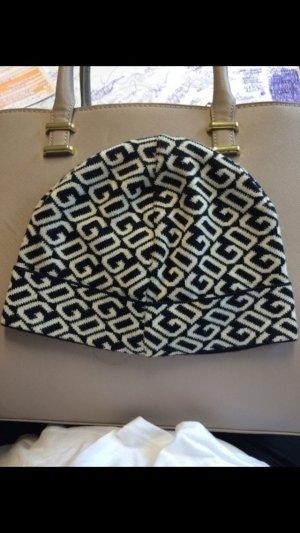 Dolce & Gabbana Fabric Hat black-white