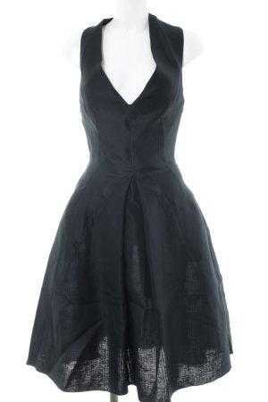 Dolce & Gabbana Abito con corpetto nero Stile anni '50