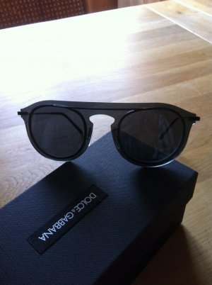 Dolce & Gabbana Glasses black synthetic material