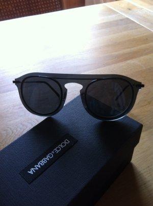 Dolce & Gabbana Lunettes noir matériel synthétique