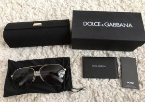 Dolce & Gabbana Pilotensonnenbrille