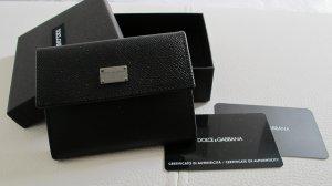Dolce & Gabbana Portacarte Dauphine Nero NP 190,-€ !!