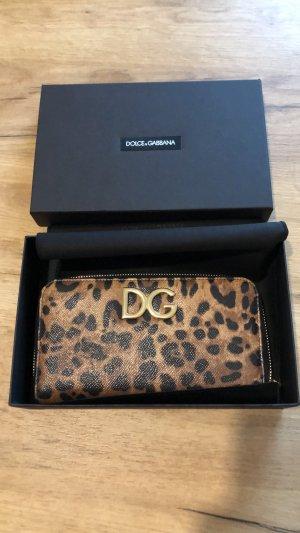 Dolce & Gabbana Portefeuille multicolore