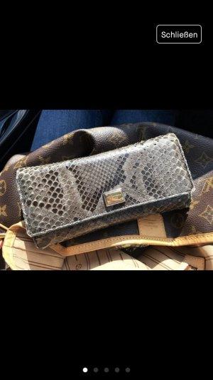 Dolce & Gabbana Portafogli antracite-grigio