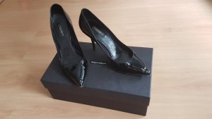 Dolce & Gabbana Pointed Toe Pumps black