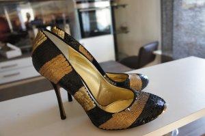 Dolce&Gabbana Pumps Größe 38 LUXUS Pailetten