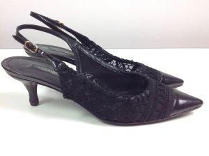 Dolce & Gabbana Pumps schwarz Gr. 36