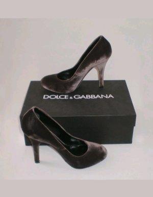 Dolce & Gabbana Pupms mit Box