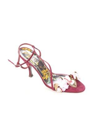 "Dolce & Gabbana Riemchen-Sandaletten ""Scarpa"""