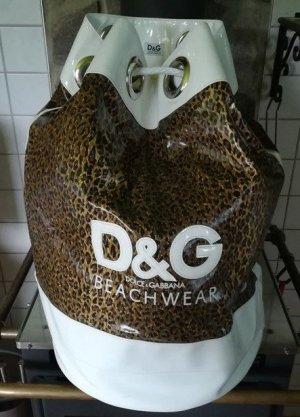 Dolce & Gabbana riesiger Badesack