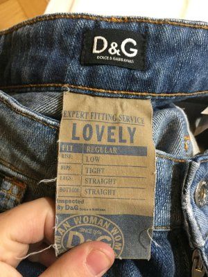 Dolce&Gabbana Rippes Jeans