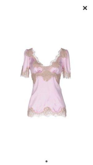 Dolce&Gabbana rosa Seide - 451€ red gekauft Gr 42deutsch