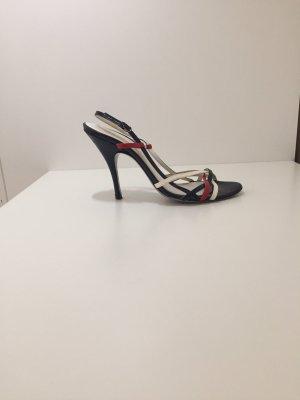 Dolce & Gabbana Sandalo con cinturino multicolore
