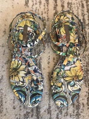 Dolce & Gabbana Toe-Post sandals multicolored
