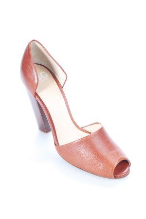 Dolce & Gabbana Sandaletten braun