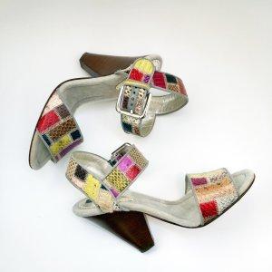 Dolce & Gabbana Sandaletten in Multicolor