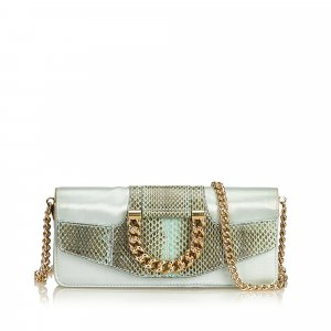 Dolce & Gabbana Crossbody bag green viscose