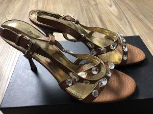 Dolce & Gabbana Sandalias marrón