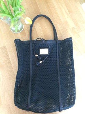 Dolce & Gabbana Shopper Netzstoff