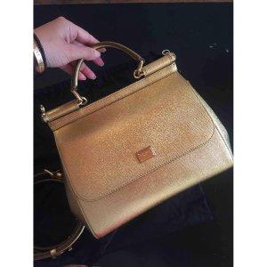 Dolce & Gabbana Handbag gold-colored