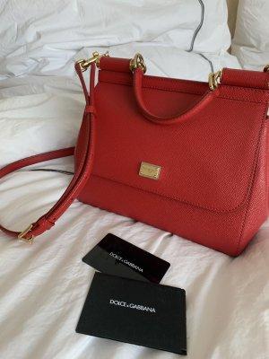 Dolce & Gabbana Bolso rojo