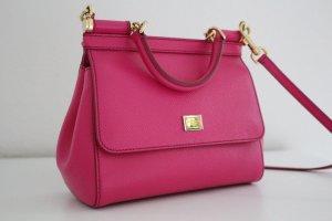 Dolce & Gabbana Minitasje magenta-roze