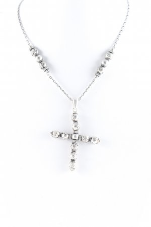 Dolce & Gabbana Silberkette silberfarben Casual-Look