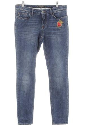 Dolce & Gabbana Skinny Jeans dunkelblau Casual-Look