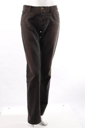 Dolce & Gabbana Slim Jeans dunkelbraun