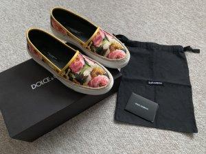 Dolce&Gabbana Slip-on Sneaker Gr. 37