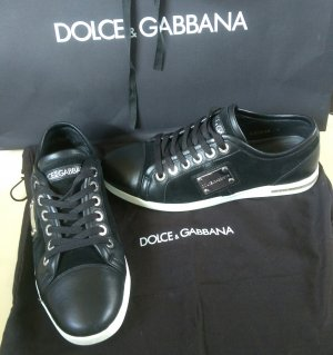 DOLCE & GABBANA  Sneaker Gr. 39