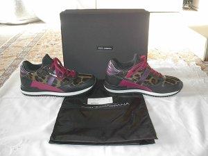 Sneakers veelkleurig Leer