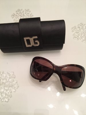 Dolce & Gabbana Glasses black brown