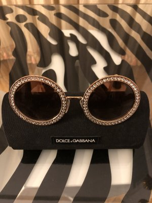 Dolce & Gabbana Glasses gold-colored