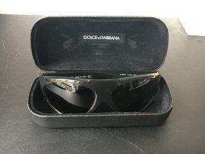 Dolce & Gabbana Bril zwart-brons