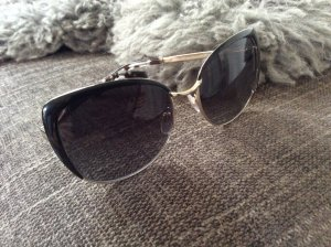 Dolce & Gabbana Sunglasses black-dark blue metal