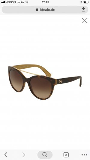Dolce & Gabbana Sunglasses multicolored