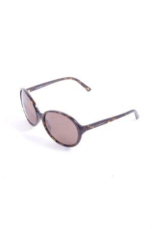Dolce & Gabbana Sonnenbrille dunkelbraun Street-Fashion-Look