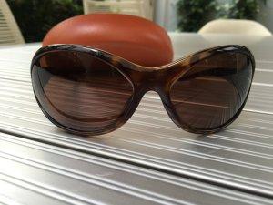 Dolce & Gabbana Sonnenbrille, dunkelbraune/rosa Gläser, ungetragen