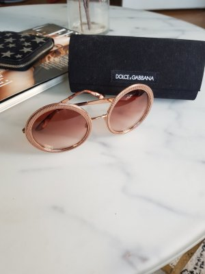 Dolce & Gabbana Sunglasses bronze-colored-gold-colored