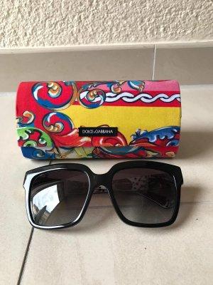 Dolce & Gabbana Gafas de sol cuadradas negro