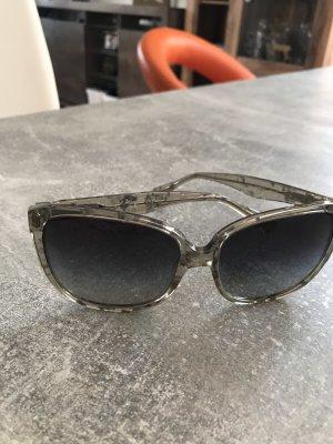 Dolce & Gabbana Retro Glasses silver-colored