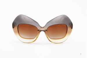 Dolce & Gabbana Angular Shaped Sunglasses multicolored synthetic material
