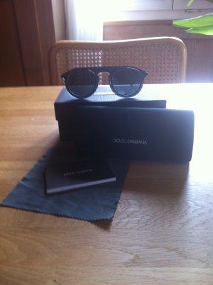 Dolce & Gabbana Bril zwart kunststof