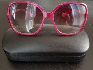 Dolce & Gabbana Sonnenbrille Pink