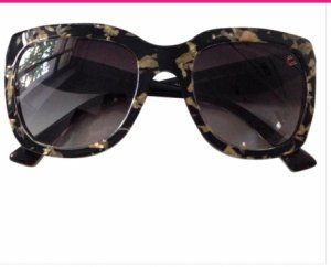 Dolce & Gabbana Sunglasses multicolored synthetic material