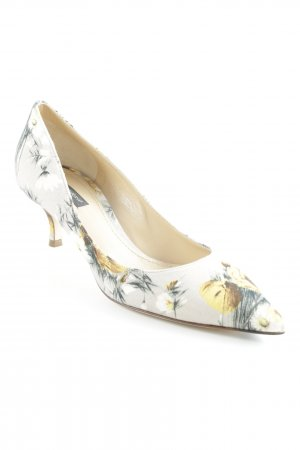 Dolce & Gabbana Spitz-Pumps Blumenmuster Business-Look